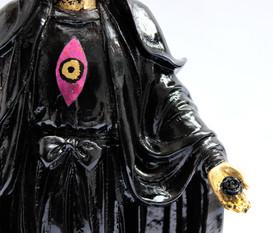 Sacred Eye (Detail)