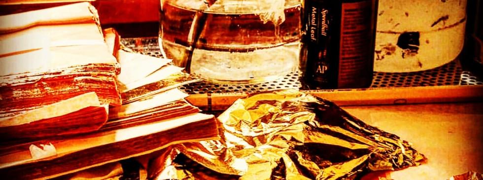 Gold Leaf Process