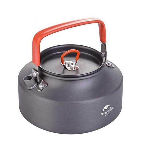 Compact camp kettle