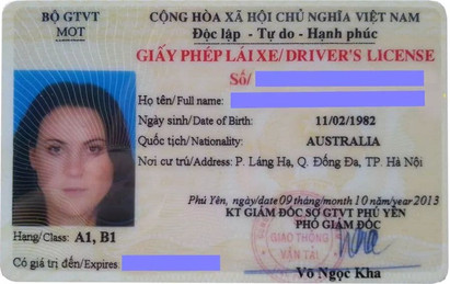 To Licence or not to Licence while Riding in Vietnam?