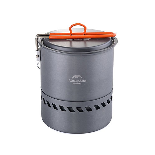 High efficiency energy saver cookpot