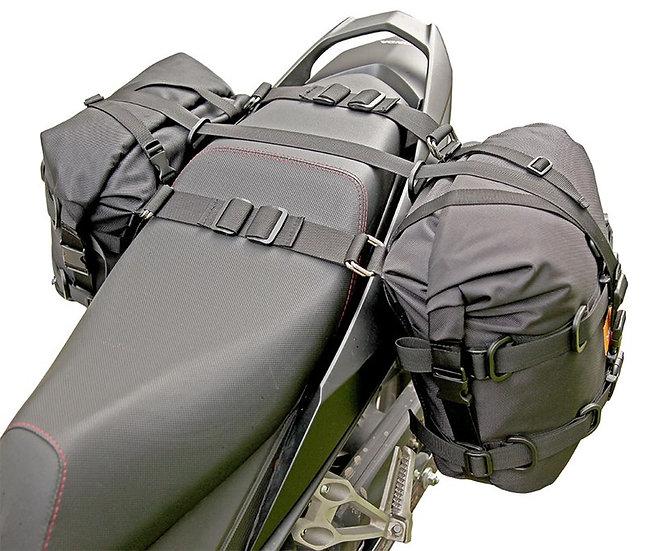 Waterproof saddle bags