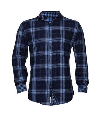 Double Sided Cotton Long Sleeve Shirts