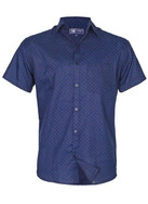 Navy Half Sleeves Shirt