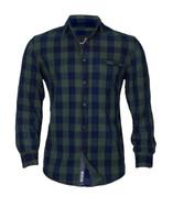 Full sleeve checkered shirt