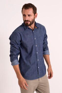 Full sleeve denim shirt