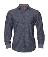 Full sleeve Gray Shirt