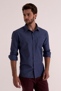 Blue full sleeve shirt