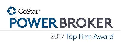 2017 CoStar Power Broker Top Firm