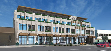 The Pearl Luxury Living in Downtown Birmigham Michigan