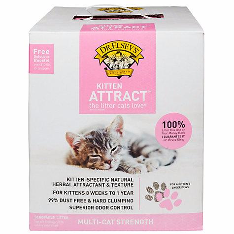 Kitten training litter KITTEN ATTRACT