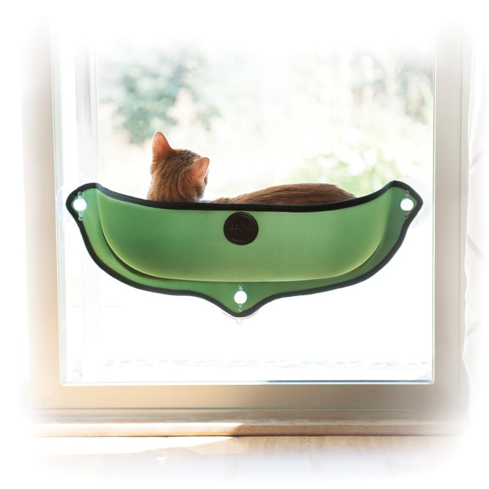 Window cat bed