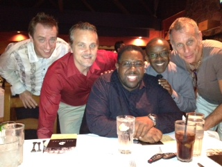 Mike, Joe locke, Geoff KeezerMarvin Smitty Smith, Kenny Washington