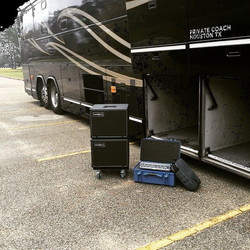 Trickfish speakers on Tour