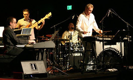 "Geoffrey Keezer, Mike Pope, Jeff ""tain"" Watts, Joe Locke"