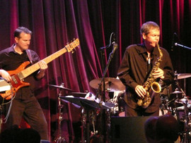 Mike Pope and David Sanborn