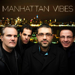 Manhattan Vibes cover, 2012