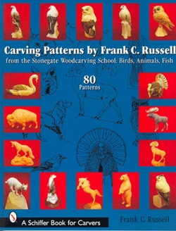 Carving Patterns by Frank Russell