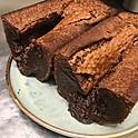 Moelleux au chocolat faits maison et sa crème anglaise