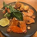 Mi-cuit de Saumon au Wasabi