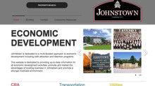 Johnstown Launches New Economic Development Website