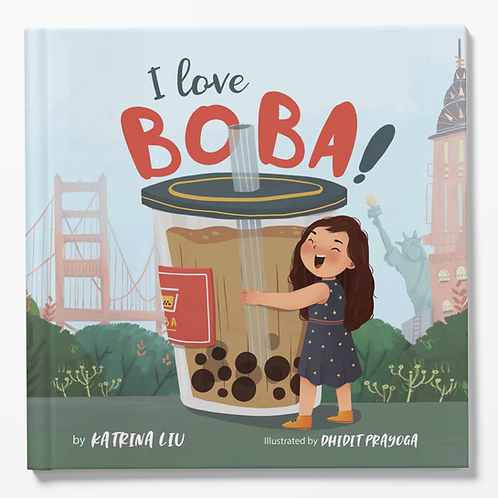 I love BOBA!