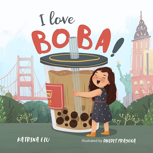 [PRE-ORDER] I love BOBA!