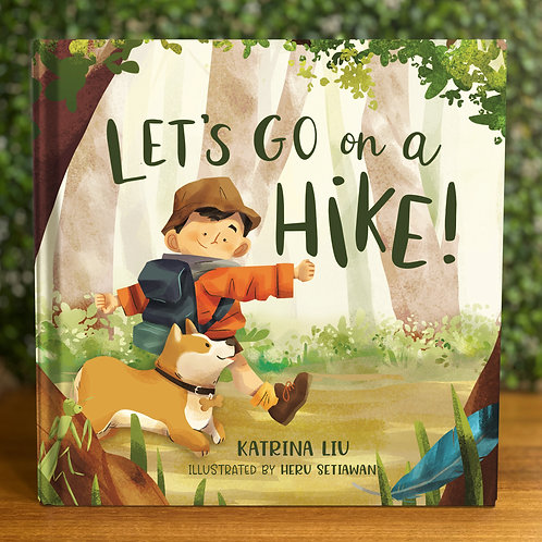 Let's go on a hike!