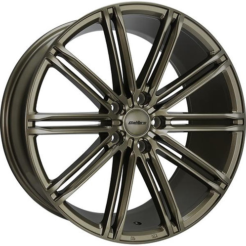 "Calibre CC-I 20"" Bronze Wheel and Tyre Package"