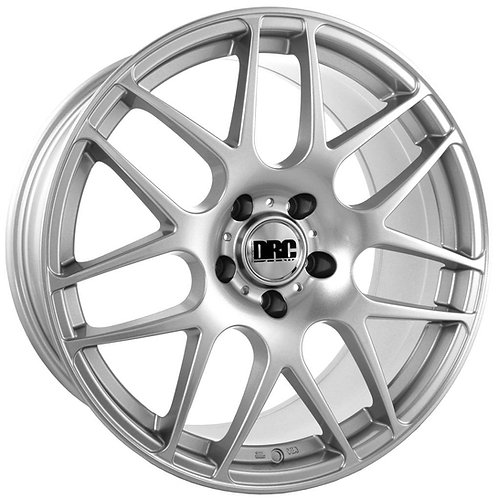 "DRC DRM 18"" Silver Wheel and Tyre Package"