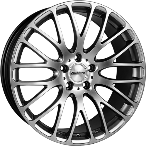 "Calibre Altus 20"" Hyper Silver Wheel and Tyre Package"