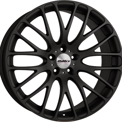 "Calibre Altus 20"" Matte Black Wheel and Tyre Package"