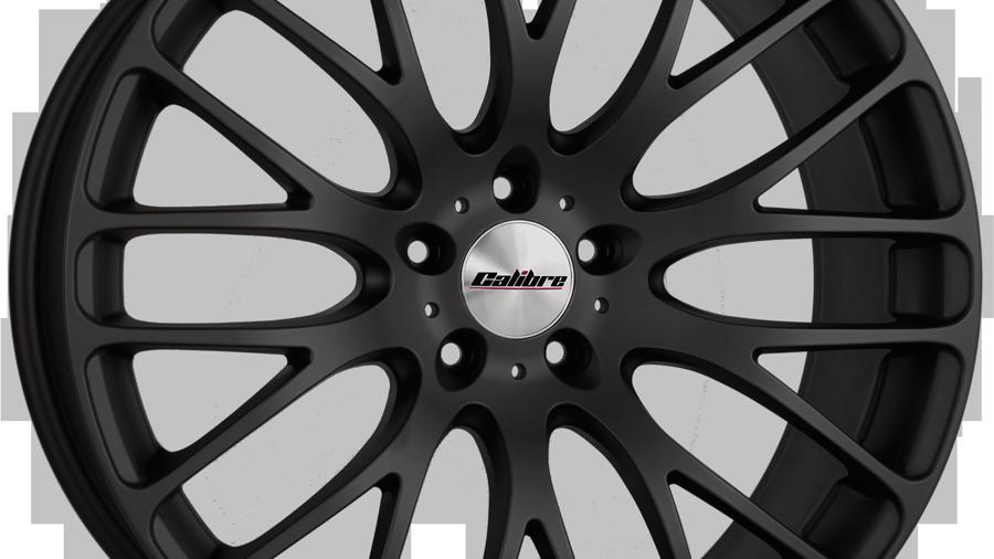 "Calibre Altus 20"" Matte Black Wheel and Tyre Package"