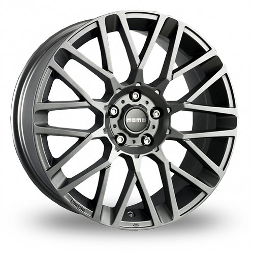 "MOMO Revenge 20"" Gunmetal Wheel and Tyre Package"