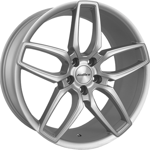 """Calibre CC-U 20"""" Silver Wheel and Tyre Package"""