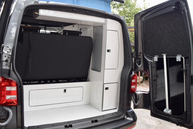 Rear storage SWB