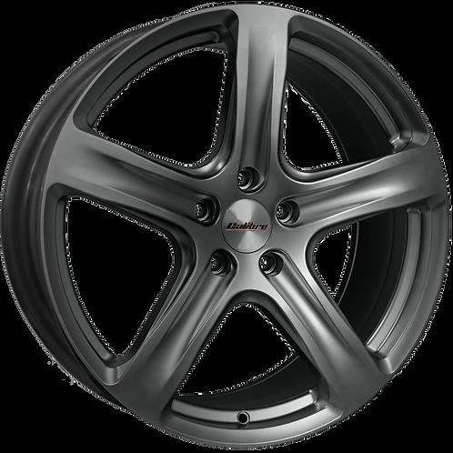 Calibre Tourer Matte Gunmetal Wheel and Tyre Package