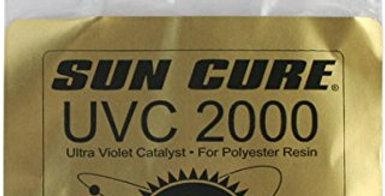 SUN UV CURE – catalizzatore a raggi UV per resina poliestere