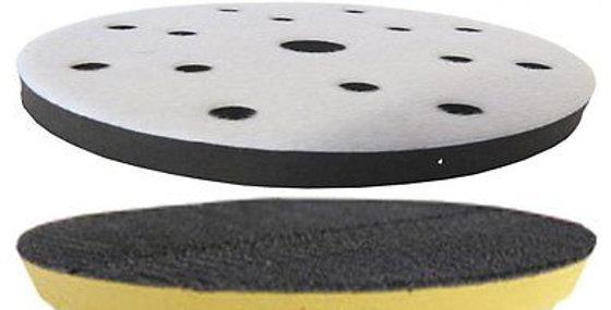 Interfaccia morbida con spessore di 10mm per dischi abrasive con Velcro Ø 180mm