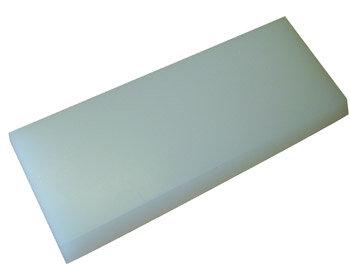 Spatola in gomma per laminazione con resina poliestere 120mm