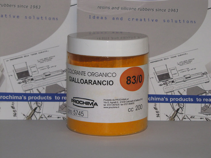 Pigmenti Vari per resine – 200ml