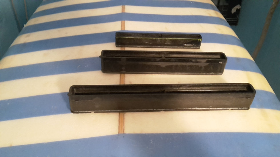 "SCASSA US BOX FINS UNLIMITED 265 mm (10.5"") Original"