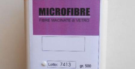 MICROFIBRE IN FIBRA DI VETRO