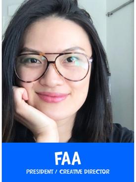 Meet Co-Creator of Fungisaurs, Faa!