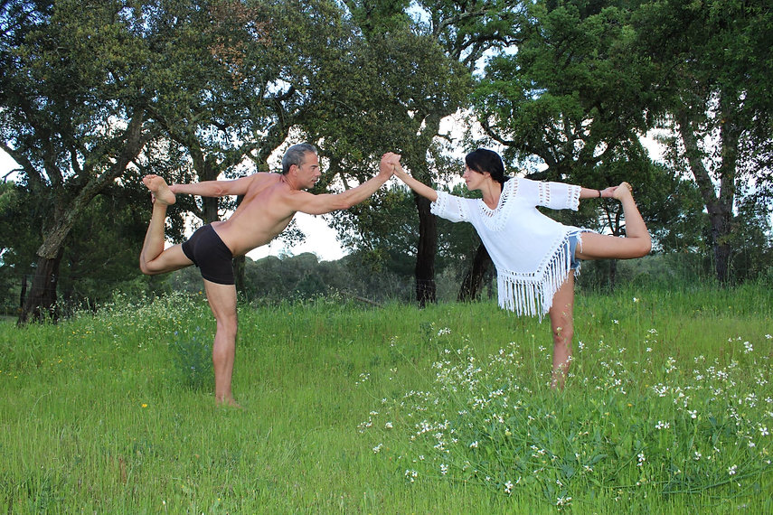 Yoga retreat for partners and family