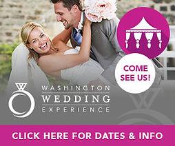 Come See Us at Washington Wedding Experience