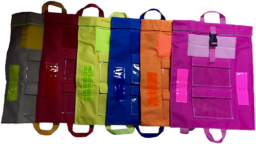Trail Toes Tote and Drop Bag