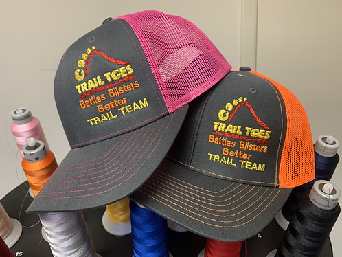 Trail Toes Team Hat