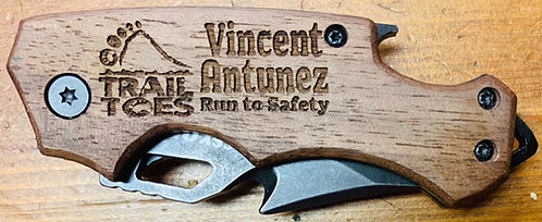 Personalized Running knife