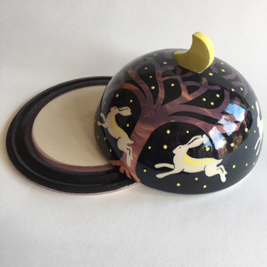 Moonhare Cheese dome